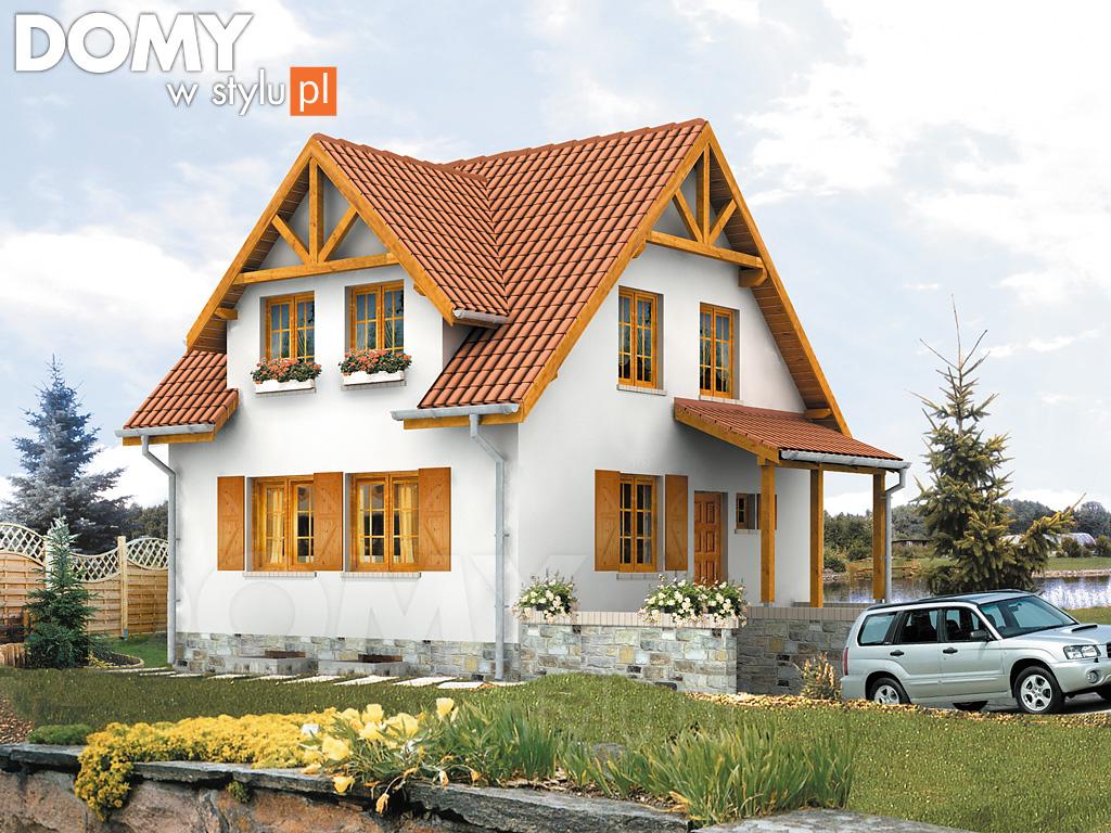 Projekty domów tanich w budowie - czy rzeczywiście można oszczędzić?