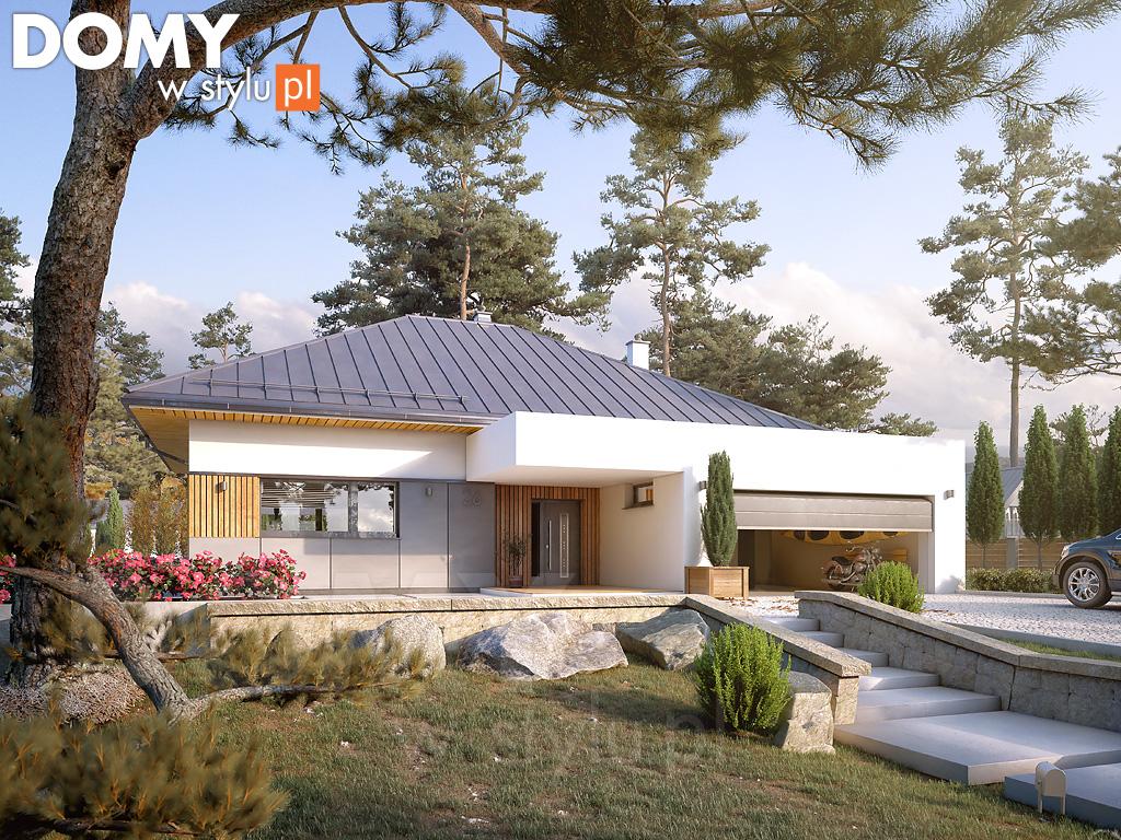 Wybieramy gotowe projekty domów parterowych